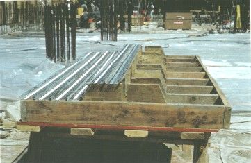 Expansion Joint Control Rods Floor Tile Expansion Joint